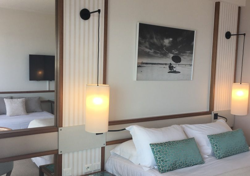 Triple Seafront room